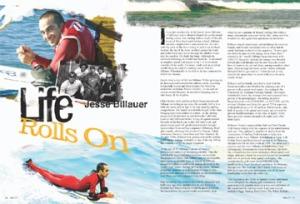 Jesse Billbauer Article Photo Credit: Ability Magazine