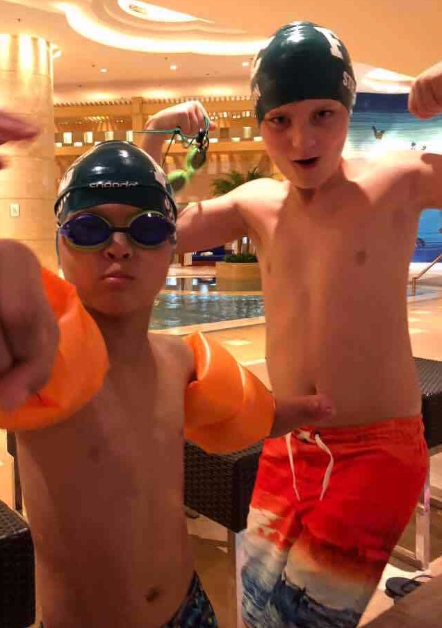 Ian Nolan Swim